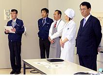 (株)アキヤマ・キッセイ薬品スタッフ